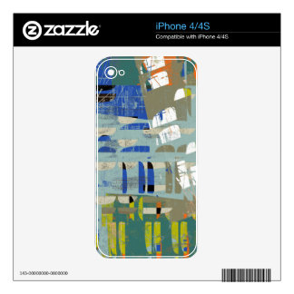 Modular Skins For The iPhone 4S