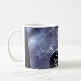 Módulo de Apolo 16 Taza Clásica