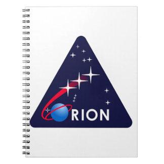 Módulo del equipo de Orión Cuadernos