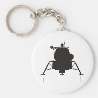 Módulo lunar llaveros personalizados