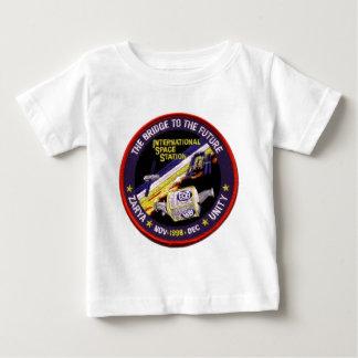 Módulos de la Zarya-Unidad del ISS Playera De Bebé