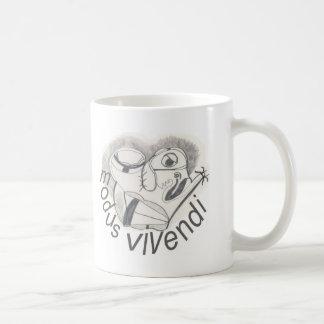 MODUS VIVENDI COFFEE MUG