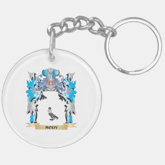 Mody Coat of Arms - Family Crest Acrylic Keychains