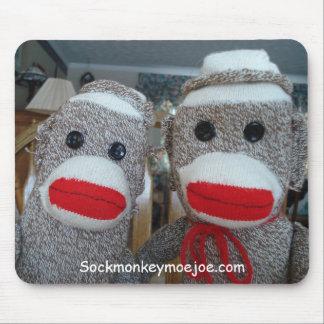Moe and Joe Mousepad