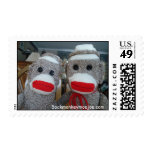 Moe and Joe USPS Postage Stamps