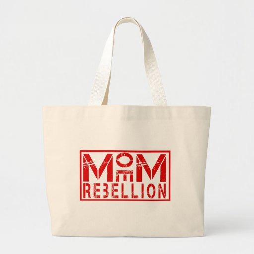 Moe Moe Rebellion Tote Bag