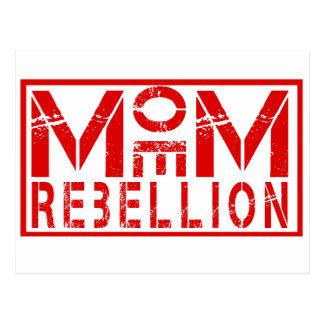 Moe Moe Rebellion Postcard