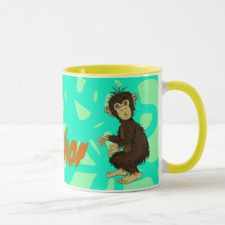 Moe Monkey Mug