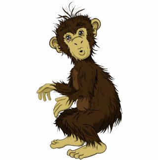 Moe Monkey Photo Cutouts
