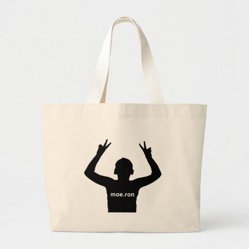 moe.ron canvas bag
