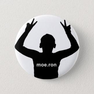 moe.ron pinback button