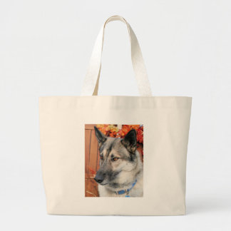 Moe - Shepherd Hybrid Photo-6 Jumbo Tote Bag