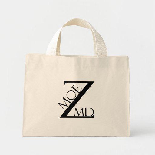 Moe Z Bagged it! Canvas Bag