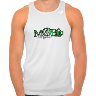 MOEfit New Balance Running Tank