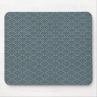 MOEGI - Traditional Japanese design Mouse propella Mouse Pad