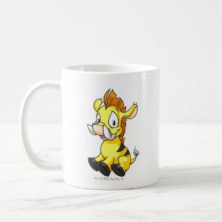 Moehog Yellow Coffee Mug