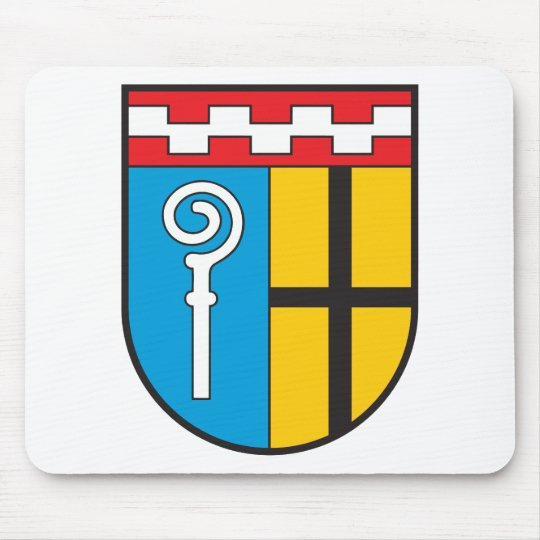 Moenchengladbach Coat of Arms Mouse Pad