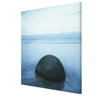 Moeraki Boulders Canvas Print
