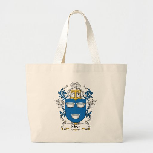 Moes Family Crest Tote Bag