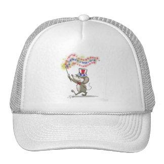 Moe's Happy 4th of July Hat