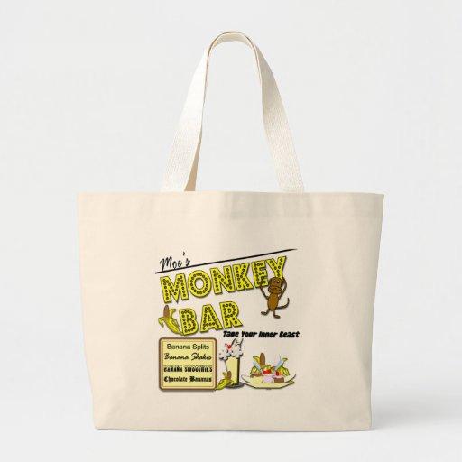 Moe's Monkey Bar Banana Splits Bag