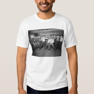 Mofa de Jack Dempsey que lucha contra Harry Camisas