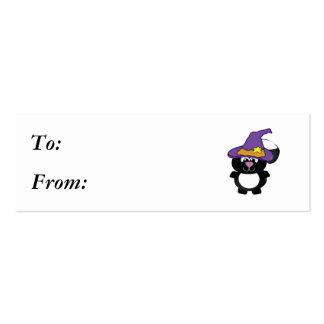mofeta witchy de los goofkins tarjetas de visita mini