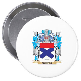 Moffat Coat of Arms - Family Crest Buttons
