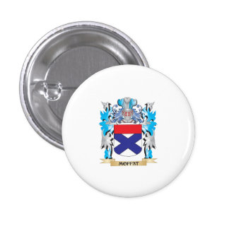 Moffat Coat of Arms - Family Crest Pin