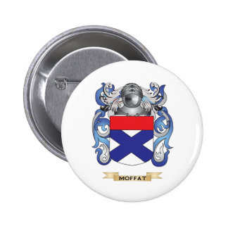 Moffat Coat of Arms (Family Crest) Pins
