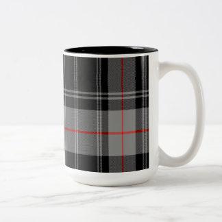Moffat Scottish Tartan Two-Tone Coffee Mug