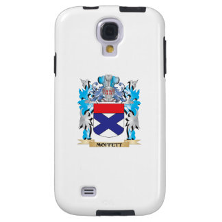 Moffett Coat of Arms - Family Crest Galaxy S4 Case