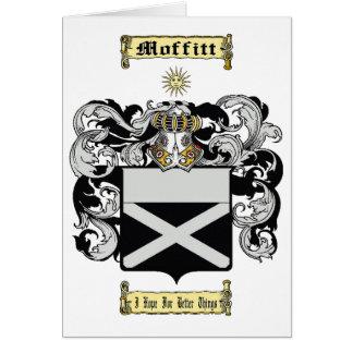 Moffitt Card
