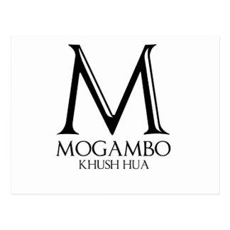 Mogambo Post Card