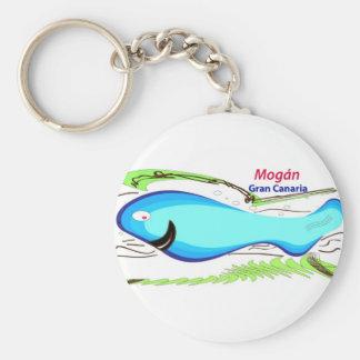 Mogan Gran Canaria Keychain