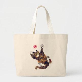 Moggie Merriment for the Calico Kitten Bag
