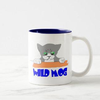 moggy pic78WILD MOG Mugs