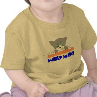 moggy pic78WILD MOG T-shirt