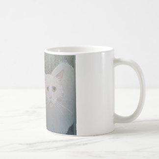 Moglie Classic White Coffee Mug