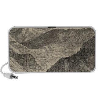Mogollon Escarpment Portable Speaker
