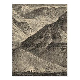 Mogollon Escarpment Postcard