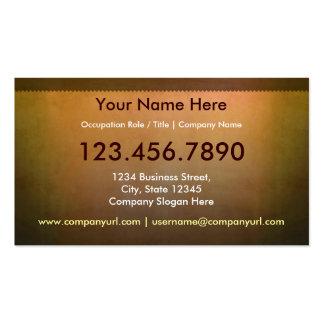 Mogsport Business Card (Art On Back)