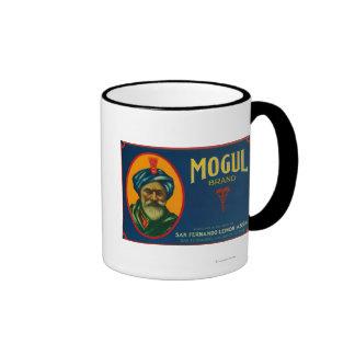 Mogul Lemon LabelSan Fernando, CA Mug