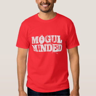 """MOGUL MINDED T-SHRIT by PPMAG Troy T """"Great Minds"""" T Shirt"""