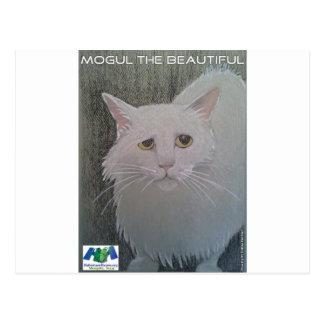 Mogul The Beautiful Postcard