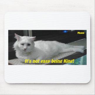 Mogul the King Mouse Pad