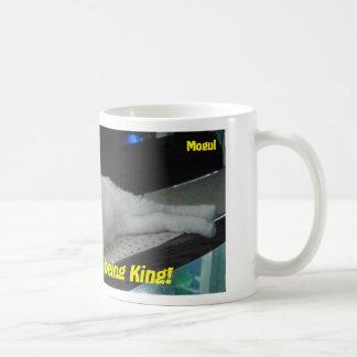 Mogul the King Classic White Coffee Mug