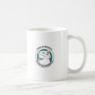 MogulFund Classic White Coffee Mug