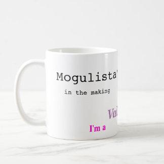 Mogulista'- in the making Mug