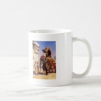 Mogul's Elephant by Edwin Lord Weeks Coffee Mugs
